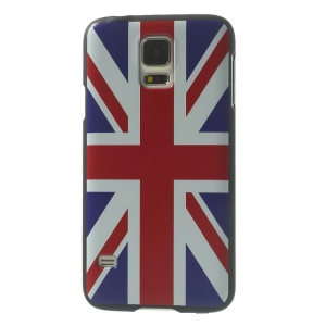 Union Jack Plastic Hard Protective Case for Samsung Galaxy S5 G900