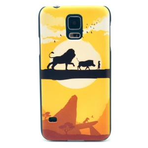 Animals in the Sunset Hard Case for Samsung Galaxy S5 G900