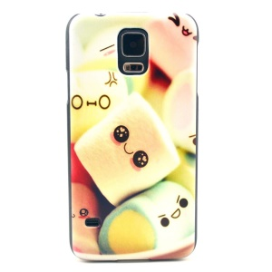 Adorable Cartoon Pattern Hard Back Case for Samsung Galaxy S5 G900