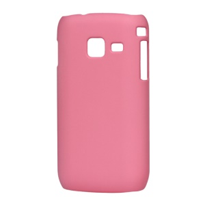 Rubberized Hard Plastic Case for Samsung Wave Y S5380 Wave 538