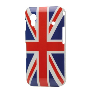 Union Jack Flag Hard Case for Samsung Galaxy Ace S5830