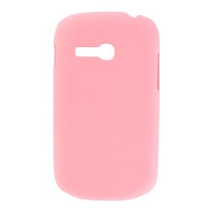Pink Oil Painting Plastic Case for Samsung Galaxy Fame Lite S6790