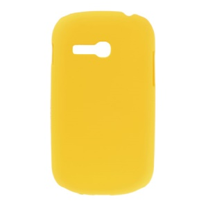 Yellow Oil Painting Hard Case for Samsung S6790 Galaxy Fame Lite