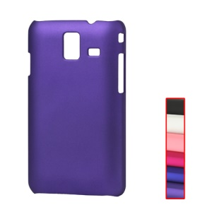 Rubberized Hard Case Cover for Samsung Wave M S7250 Wave725
