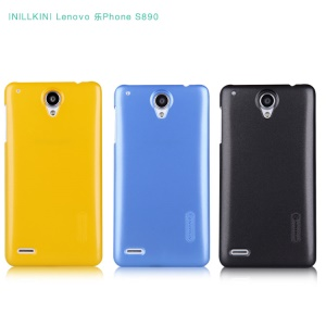 Nillkin Colorful Hard Protective Cover for Lenovo LePhone S890 + LCD Film