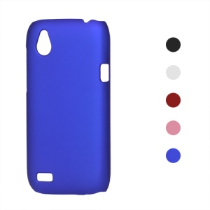 Rubberized Frosted Hard Case for HTC Desire V T328w Desire X T328e