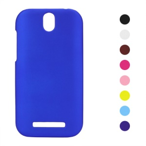 Rubberized Coated Hard Protective Case for HTC One SV One ST T528t