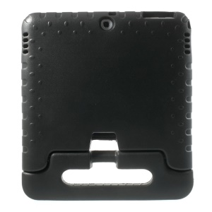 Hand-held Stand Kids Thick EVA Foam Case for Samsung Galaxy Tab 4 10.1 T530 T531 T535 - Black