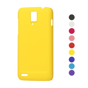 Rubberized Hard Plastic Case for Huawei Ascend D1 U9500 D / Quad U9510