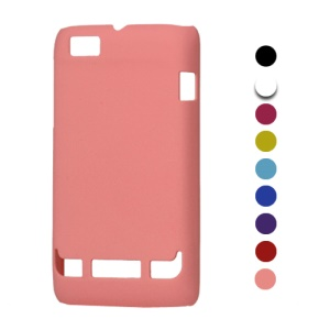 Rubberized Hard Plastic Case for Motorola XT390