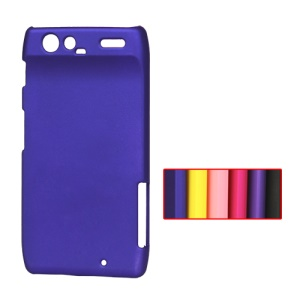 Rubberized Hard Plastic Case for Motorola Droid Razr XT910 XT912 XT915