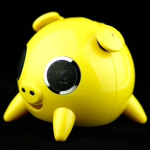 Speakal iPig 2.1 Stereo iPod Docking Station with 5 Speakers
