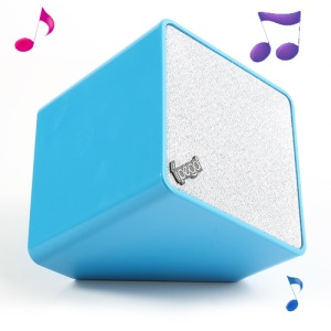 Ipega Wireless Bluetooth Stereo Speaker with Microphone for iPhone iPad iPod Cellphones MP3 MP4 Etc - Blue