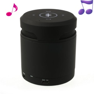 Mini Wireless Bluetooth Speaker Handfree Mic for iPhone iPad Samsung Sony HTC Etc - Black