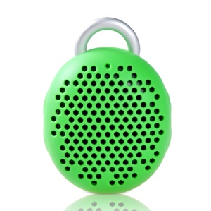 Remax Dragonball Mini Hands-free Bluetooth Speaker with Carabiner - Green