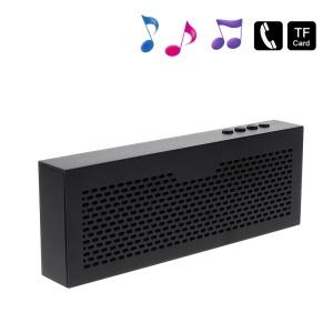EWA D503 Bluetooth Wireless Stereo Speaker w/ Mic Support TF Card Aux-input - Black