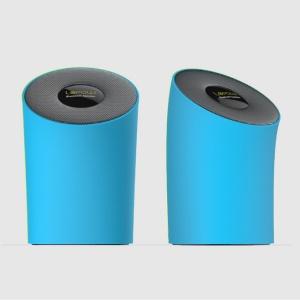 Lepow Modre 2 Elephant Trunk Design Bluetooth Speaker w/ Mic Support AUX-input - Blue