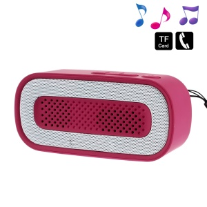 Rose GK Mini Bluetooth Speaker, Support Handsfree Calling/ TF Card/ AUX/ U Disk/ FM