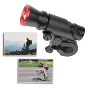 High Power 3W Bicycle Flashlight / Bike Front Light