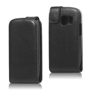 Magnetic PU Leather Flip Case for Nokia Asha 302 3020