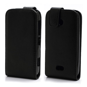Vertical PU Leather Flip Case Cover for Nokia Lumia 510