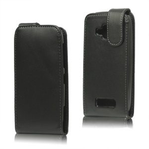 Magnetic Leather Flip Case for Nokia Lumia 610