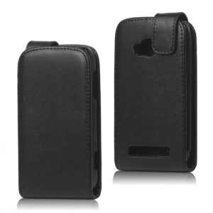 Vertical PU Leather Flip Case Cover for Nokia Lumia 710 T-Mobile Sabre