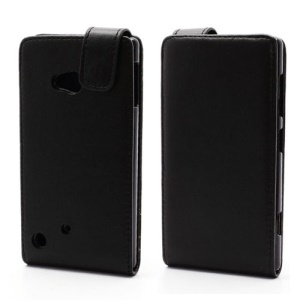 Magntic Vertical Flip PU Leather Case Cover for Nokia Lumia 720