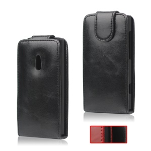 Glossy Leather Case Cover for Nokia Lumia 800 Sea Ray