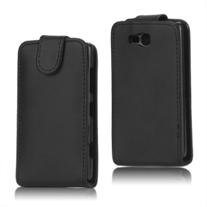 Vertical PU Leather Flip Case for Nokia Lumia 820