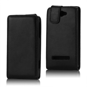 Magnetic PU Leather Flip Case for HTC Windows Phone 8S