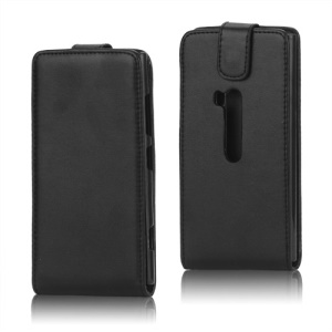 Vertical Flip PU Leather Case for Nokia Lumia 920
