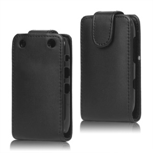 Magnetic Leather Flip Case for Blackberry Curve 9220 / 9320 / 9310