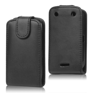 Magnetic Leather Case Cover for BlackBerry Curve 9380