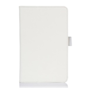 White PU Leather Stand Cover for Acer Iconia B1-720