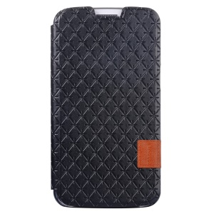 Baseus Brocade Series Leather Card Slot Case for Samsung Galaxy Grand 2 Duos G7102 G7100 - Black