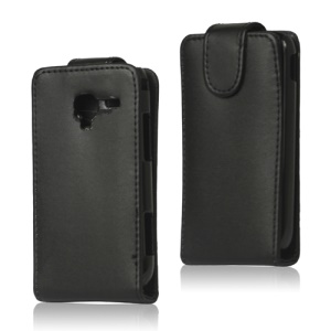 PU Leather Flip Case for Samsung Galaxy Ace 2 I8160