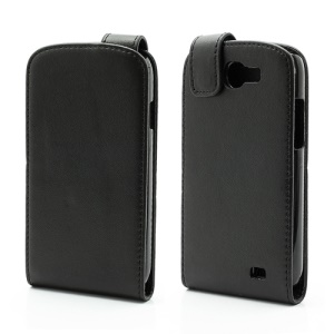 Classic Magnetic Flip Leather Case for Samsung Galaxy Express I8730