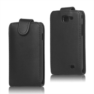 Vertical PU Leather Flip Case for Samsung Galaxy I9050