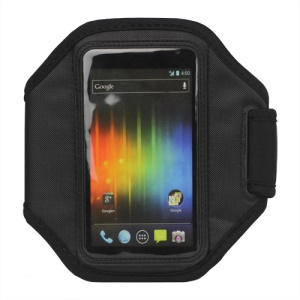 Samsung Galaxy Nexus I9250 / I515 Sport Arm Band Pouch Case