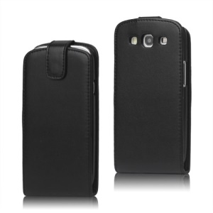 Magnetic Leather Cover Case for Samsung Galaxy S 3 / III I9300 I747 L710 T999 I535 R530