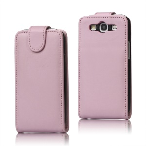 Leather Flip Case Cover for Samsung Galaxy S 3 / III I9300 I747 L710 T999 I535 R530 - Pink