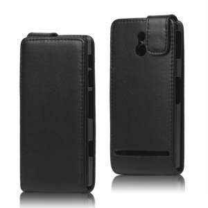 PU Leather Flip Case Cover for Sony Xperia P LT22i Nypon