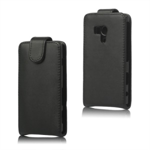 Magnetic PU Leather Flip Case Cover for Sony Xperia acro S LT26w