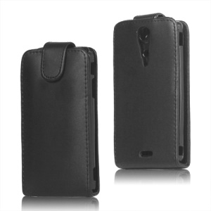 Vertical PU Leather Flip Case Cover for Sony Xperia TX GX LT29i Hayabusa