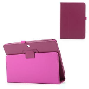 Rose PU Leather Stand Cover for ASUS ME102A MeMO Pad 10