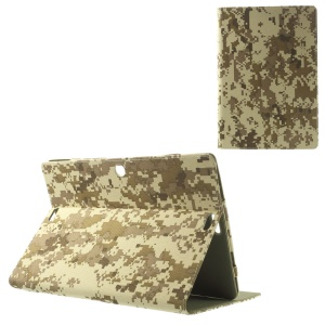 Desert Camo Camouflage Leather Stand Case Cover for Asus MeMO Pad FHD 10 ME302C ME301T
