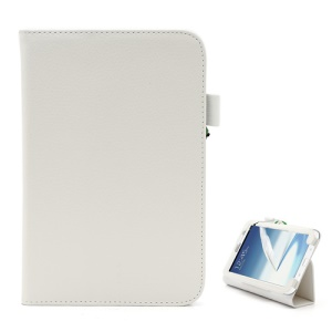 HOT !! Samsung Galaxy Note 8.0 N5100 N5110 Folio Stand Leather Tablet Case - White