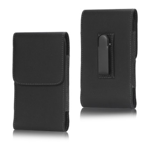 Vertical Samsung Galaxy Note 2 / II N7100 Leather Pouch Holster Case with Belt Clip