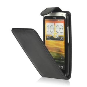 Magnetic Flip Leather Case for HTC One X S720e / One XL / One X Plus